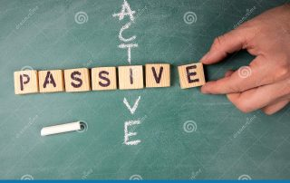 passive approach to thought leadership